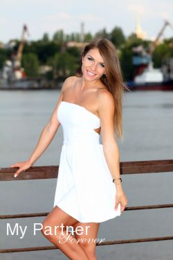 Pretty Ukrainian Bride